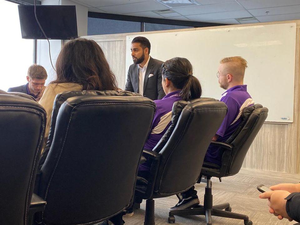 Fahad Khan Business Coaching