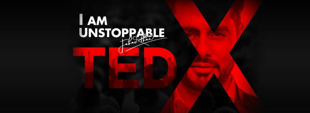 Fahad Khan TEDx Speaker