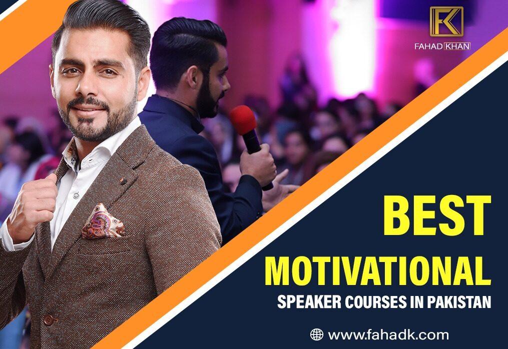 Best Motivational Speaker Courses in Pakistan
